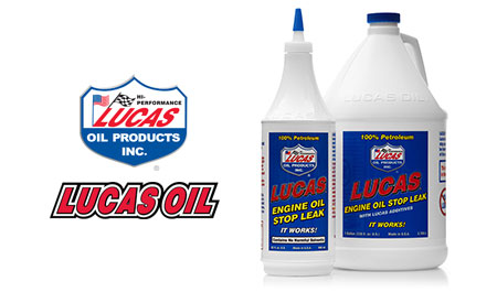 Lucas Engine Oil Stop Leak