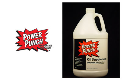 Power Punch Oil Supplement