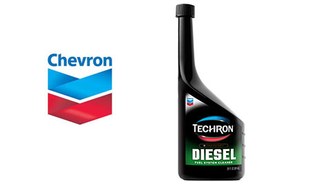 Techron Diesel Fuel System Cleaner