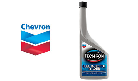 Techron Gasoline Fuel Injector Cleaner