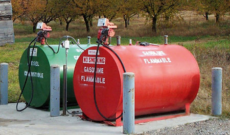 Tanks For Sale Or Lease